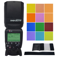 Shanny SN910EX-RF gn60 1/8000 s 2.4 ghz 마스터 슬레이브 무선 라디오 플래시 스피드 라이트 nikon SB-900 d7100 d7000 d5300 d800 d90