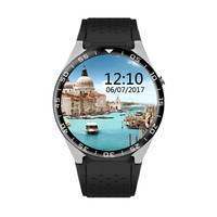 Dropshipping S99C2 GSM 2G+16G Quad Core Exquisite craftsmanship Android 5.1 Smart Watch With 5.0 MP Camera USE WiFi 18#824