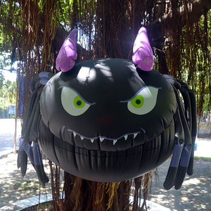 Image 5 - Halloween PVC Inflatable Animated Ghost Outdoor Yard Shopping Mall Decoration Halloween Party Supplies