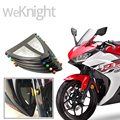 High quality Motorcycle Motorbike Under Antifouling Protective Cover With Fairing Screws For Yamaha YZF R3 2015 2016 2016 New