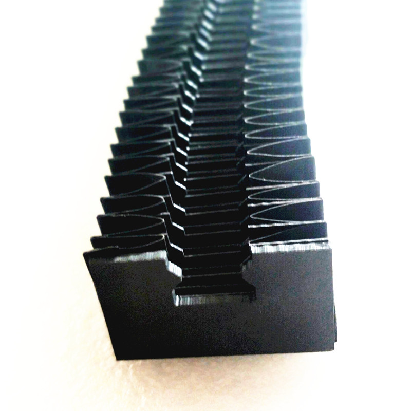 Linear Guide Rail  HGR20mm Type Flexible Accodion Protective Bellows Dustproof Covers For Linear Guide