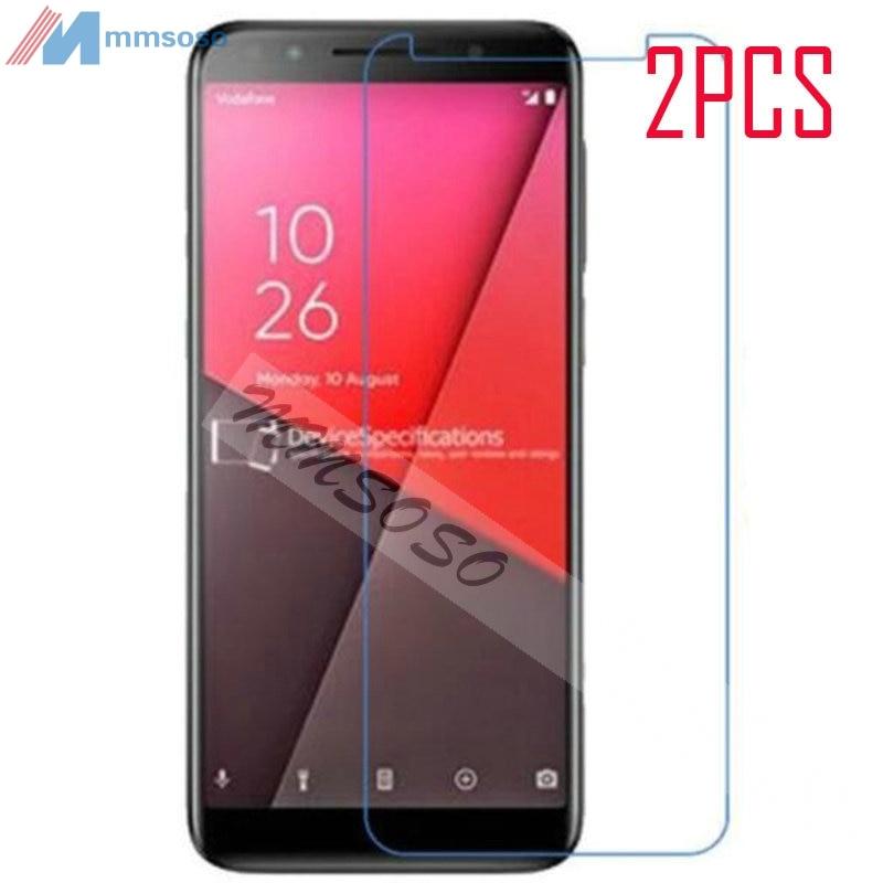 2pcs For Vodafone Smart X9 Tempered Glass Vodafone Smart X9 Screen Protector For Vodafone Smart X9 X 9 SmartX9 VFD820 Film