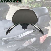 Motorcycle Accessories Backrest For YAMAHA T MAX TMAX 530 TMAX530 2012 2015 T MAX 530 Passenger Backrest Stay 2012 2016