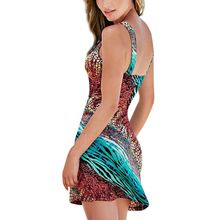 Women Party Dresses Large Size Sexy Summer Beach
