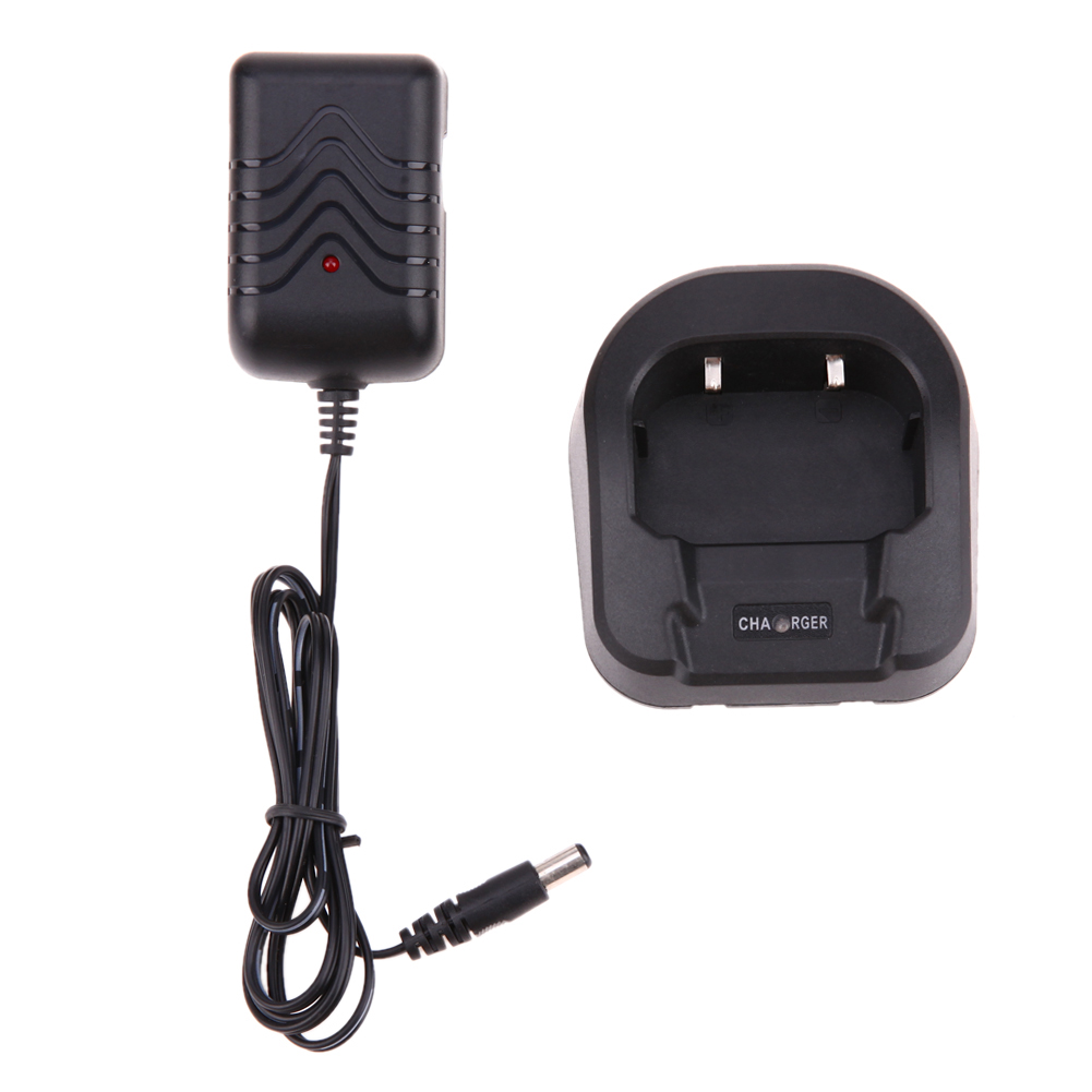 US Plug Charger Desktop Radios Battery Charger Base Power Adapter charging adaptor for Baofeng UV-82 UV-82L UV89 UV-8 UV-8D