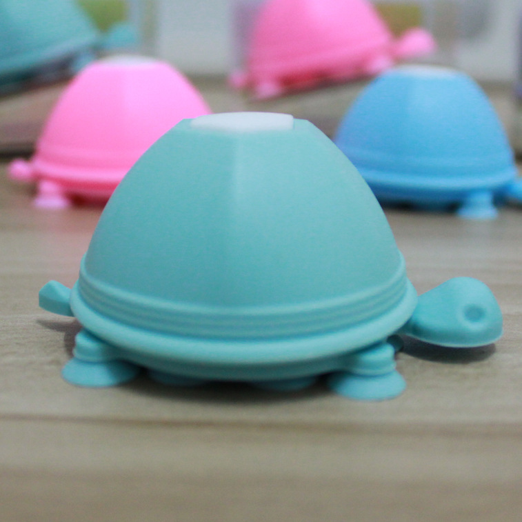 20PCS Little Turtle Model Earphone Headphone Winder Cable Silicone Cord Holder For Iphone samsung Phone holder stand