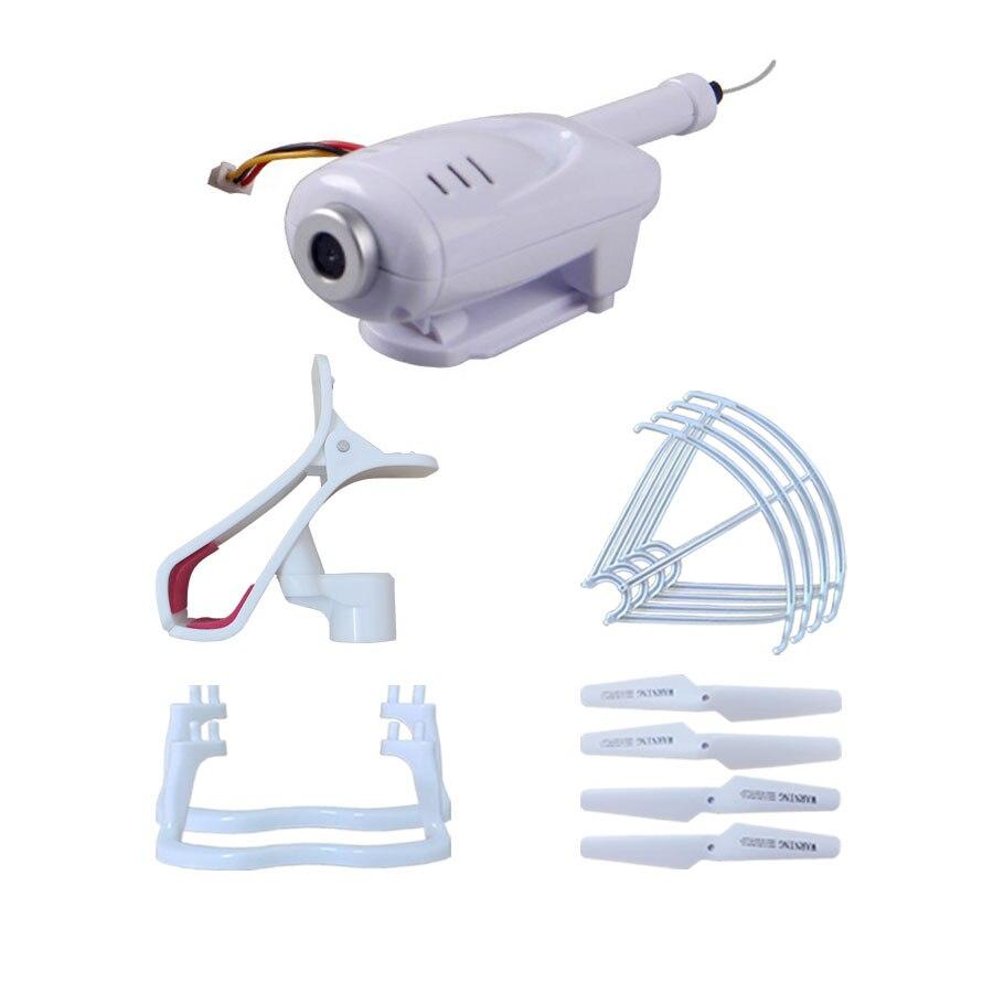 D'origine SYMA X5 Série Wifi Caméra Et Téléphone Clip Holder Hélice lames Pour X5C X5SC X5SW FPV Drone Pièces Accessoire