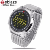 Zeblaze VIBE Hiking 5ATM Waterproof 365 Days Stand By Tme Sport Smart Watch For Android IOS