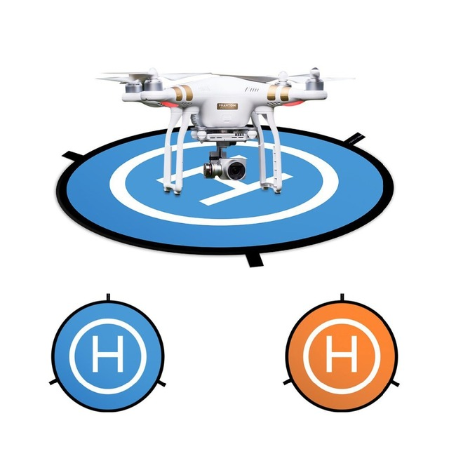 DJI Mavic Pro/Spark Protective Fast-fold Drone Landing Pad For Remote Control Helicopters Air Base For phantom 3/4/inspire 1