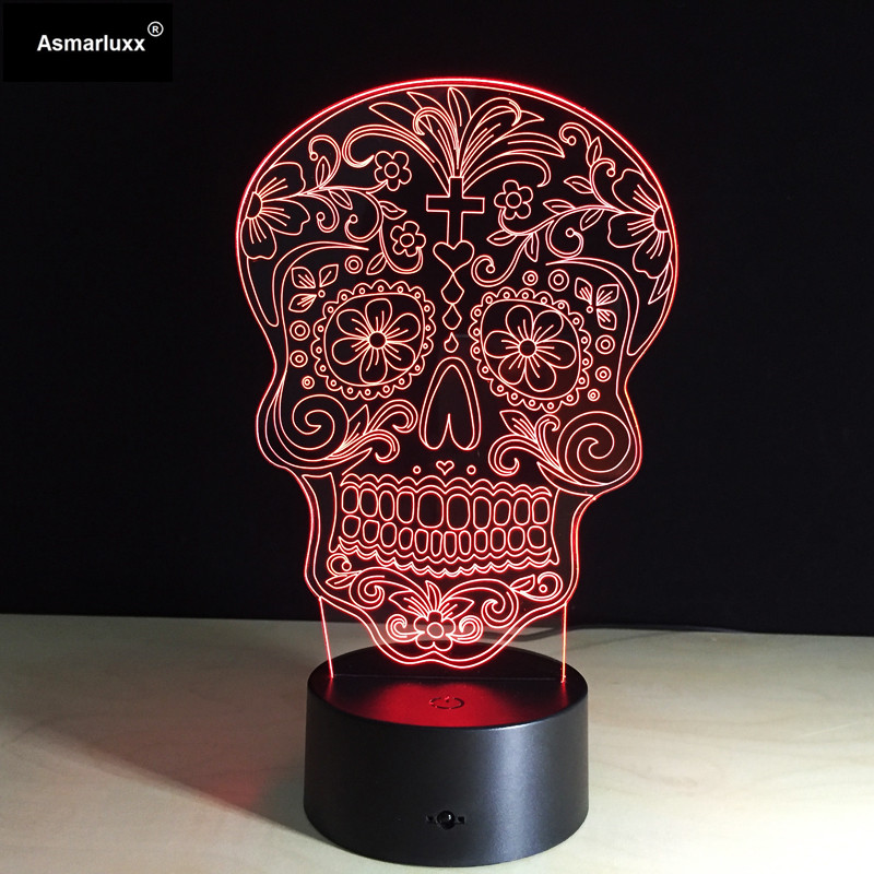 Asmarluxx 3D Night Lamp00373