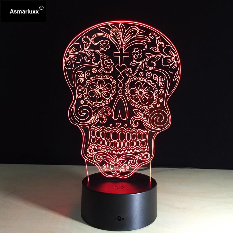 Asmarluxx 3D Night Lamp00373