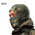 Winter Fleece Beanies Hats For Men Skull Bandana Neck Warmer Balaclava Ski Snowboard Face Mask Wargame Special Forces Mask De33