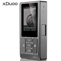 Xduoo x10t WM8805 jz4760b DSD DXD PCM MP3 плееры HD без потерь Профессиональный цифровой проигрыватель Music Player 256 ГБ 24 бит/ 192 кГц DSD