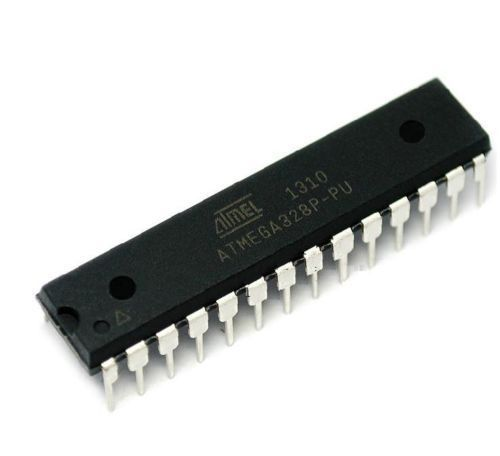5 PCS NEW ATMEGA328P ATMEGA328P-PU DIP-28 IC new