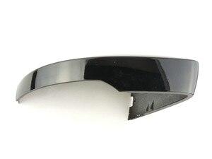 Image 5 - שחור מראה אחורית מעטפת עבור 2015 2017 סקודה אוקטביה צד מראה כיסוי מראה מקרה מראה כיסוי SHIPING חינם