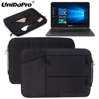 Unidopro Multifunctional Sleeve Briefcase Handbag Case For ASUS ZenBook Flip UX360CA UBM1T 13 3inch Laptop Carrying
