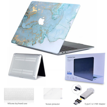 Blue Marble case for MacBook