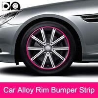8 Meters Car Alloy Wheel Rim Bumper Strip For Volvo V90 V40 S90 S80 S40 V60