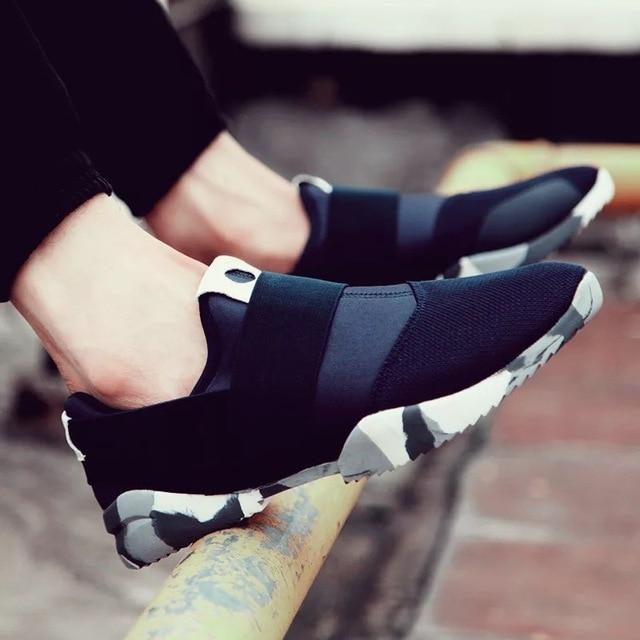 6d4e06ff1 شوز zekameka 2017 جديد ضوء المحمولة احذية رياضية الاحذية المريحة outdoor  المشي رياضة الركض الأحذية الذكور