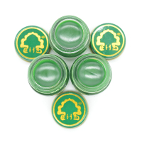 6 Pieces Tiger Thai Herbal Balm Pain Ointment Refresh Oneself Influenza Cold Headache Dizziness Summer Mosquito