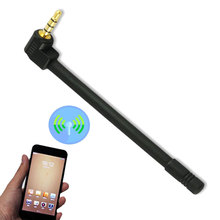 3.5mm External AV TV FM Radio Antenna 3G 6dBi Antenna Outdoor Wireless Signal Booster Mobile Phone 5DBI Antenna for FM Radio