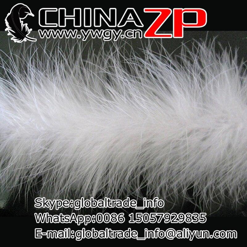 2 Yards 20g Marabou Fluffy Boa 72 inches Turkey Feather Boa Wedding Party Scarf