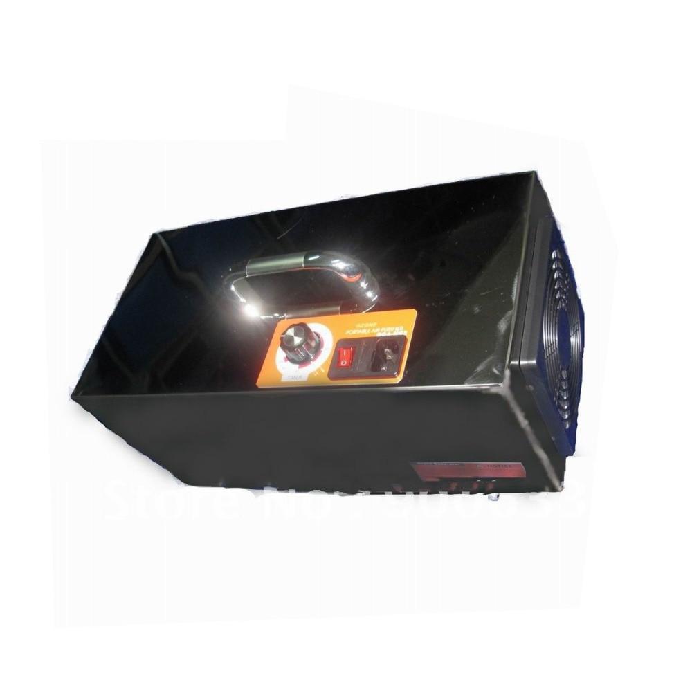 Commercial Portable Ozone Generator Sterilizer for Air Purifier 2 4g hr 110v 220v Didital Ozone Generator