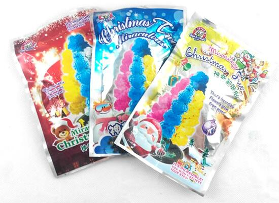 100PCS 2019 10Hx6Dcm Visual Multicolor Magic Growing Paper Tree Mystic Christmas Trees Japan Educational Science Baby Toys Funny in Gags Practical Jokes from Toys Hobbies