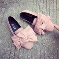 Весна Обувь Женская Мода Квартиры Лук Квартиры Обувь Женщина Платформы Обувь Slip On Эспадрильи Обувь Лианы XX & 369