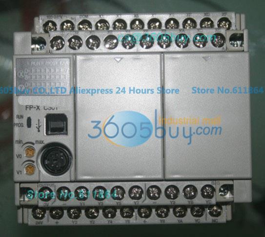 New Original PLC FP-X Series AFPX-C30TFP-X C30T
