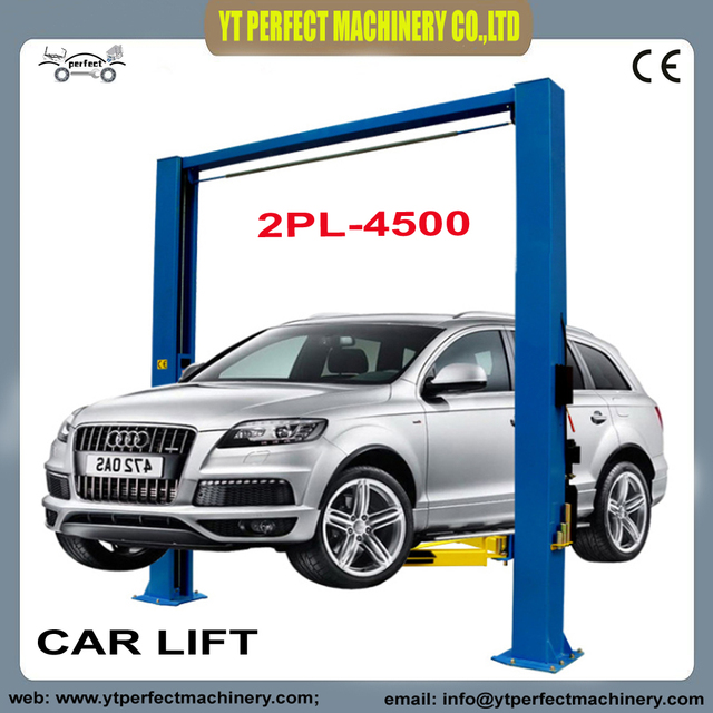 Hydraulic Car Lift >> Us 1499 0 Car Lift High Quality Hydraulic Car Jack Lift Best Seller Lifting Equipment 4 5 Ton In Car Jacks From Automobiles Motorcycles On
