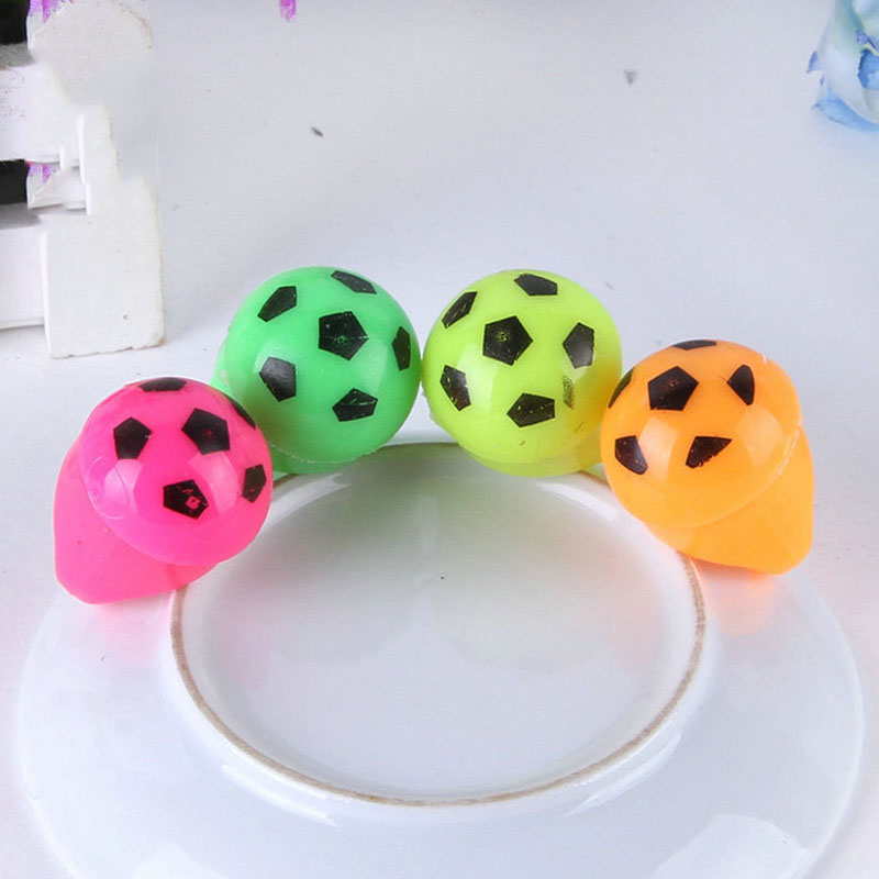 ∞2018 niños intermitente dedo fútbol Anillos led light-up regalo ...