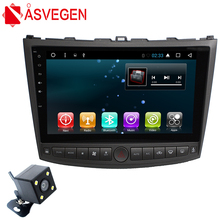 Asvegen Car DVD Radio Multimedia Player For Lexus is250 IS200 IS300 Android 8.1 10.2 inch GPS Navigation with Bluetooth 2GB+32GB