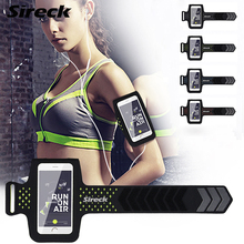 Running Waterproof Arm Bag for Men and Women with Phone Case