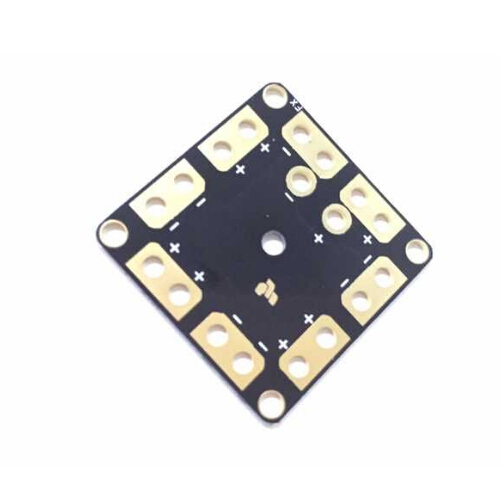 F17169 Hole 30x30 Side 35x35 PCB ESC Power Distribution Board for DIY RC Mini Quadcopter Multicopter FPV Drone zy 25 diy solderless assembled 25 hole mini bread board test board multi colored 1 set