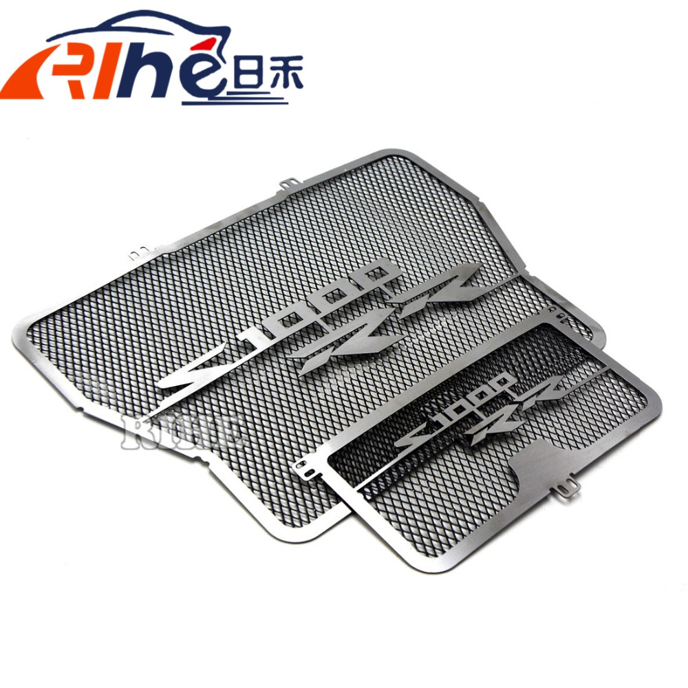 For BMW S1000RR S1000 RR ABS K46 2009 -2015 motorcycle high quality Radiator Protective Cover Grill Guard Grille Protector arashi motorcycle radiator grille protective cover grill guard protector for 2008 2009 2010 2011 honda cbr1000rr cbr 1000 rr