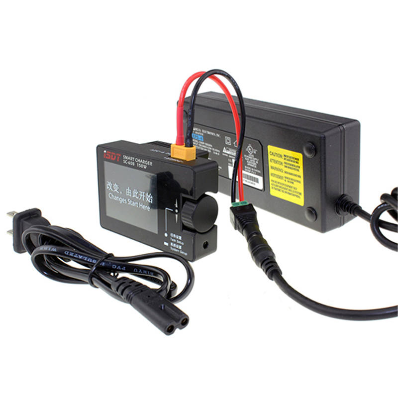 New Hot RC Helicopter Spare Part 12V 250W 10A Charging Cable Power Adapter For ISDT SC