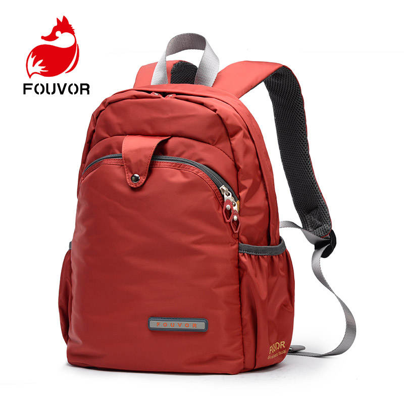 Fouvor New Casual Women Anti-theft Backpack High Quality Backpacks For Teenage Girls Female School Shoulder Bag Bagpack Mochila