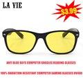 LA VIE Equipo Gafas gafas Anteojos de la Computadora de Rayos Azules Gafas de Lectura 100% Gafas resistentes a la Radiación Computer Gaming