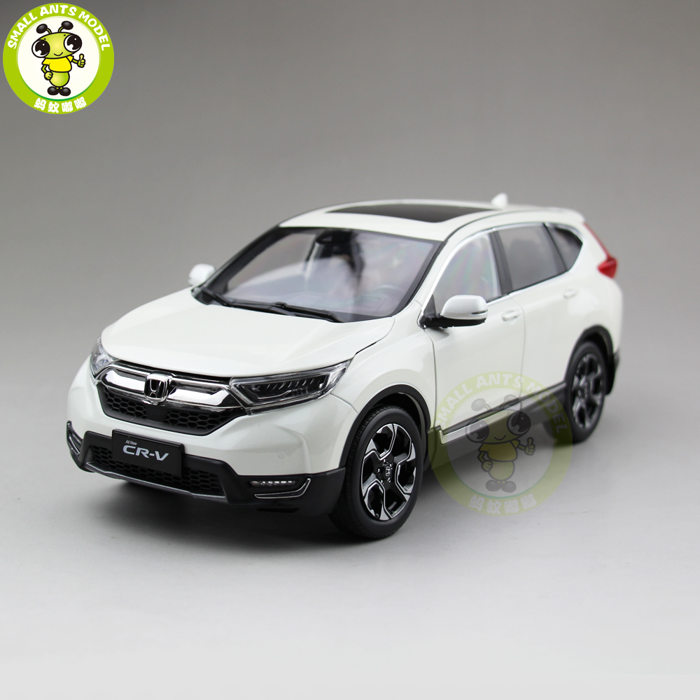 1 18 Honda All New CRV CR V SUV Diecast Metal Car SUV Model Toys For