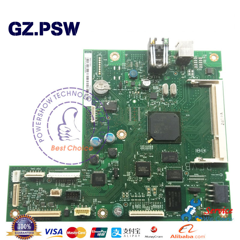 Original Formatter board Mainboard Logic Board CE855 67901 CE855 60001 For HP M375 M475DW M475DN M375NW