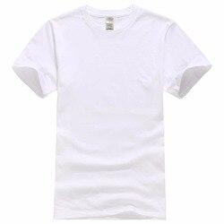 2019 nowy jednolity kolor T koszula mężczyzna czarny i biały 100% bawełna koszulki lato deskorolka Tee chłopiec Skate Tshirt topy europejski rozmiar 2
