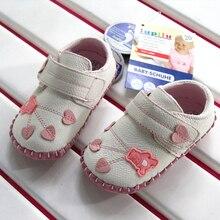 Lupilu/из воловьей кожи; нескользящая обувь для малышей; обувь для младенцев p4