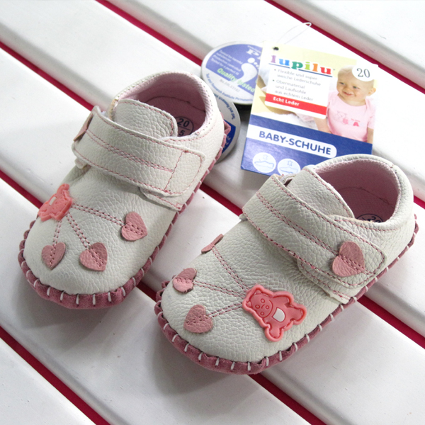 Lupilu Cowhide Skidproof Toddler Shoes Baby Shoes Baby Shoes P4
