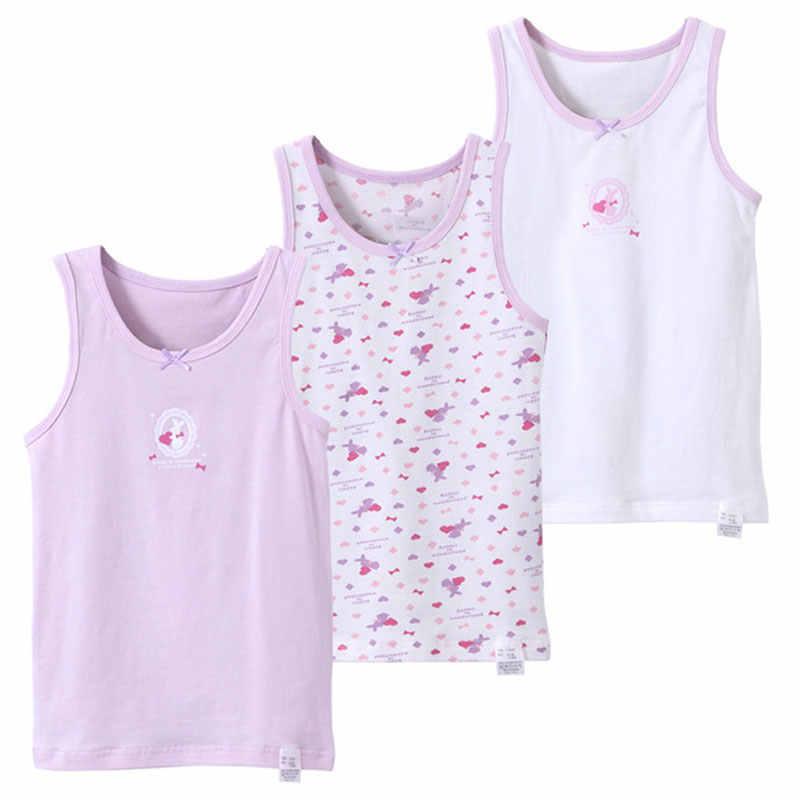 Kids underwear 100% cotton girls boys Tanks Tops Baby boy Summer vest girl camisole  Children Undershirt Sleeveless Vest|Tanks & Camis| - AliExpress