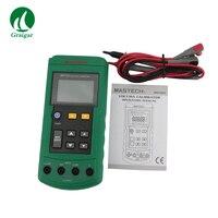 Mastech MS7221 Volt/mA 캘리브레이터 전류 및 전압 프로세스 calibratorVolt mA 캘리브레이터