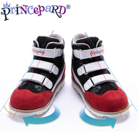 Princepard New orthopedic shoes for kids Counter last Suitable for inversion of the foot foot eversion X shaped legs O legs