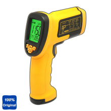Wholesale 100% Original AS872D Gun Type Handheld Infrared Thermometer -18C~1150C(-58F~2102F) 50:1
