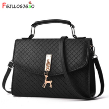 FGJLLOGJGSO New fashion small Mini shoulder bags Lady Flap soft Tote women messenger bag cover PU leather handbag crossbody bags