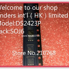 5 шт./лот DS2423P+ T& R DS2423P DS2423 IC SRAM 4 кбит 6 tsoc